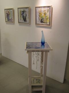 Utställning Tändsticksgränd 2011
